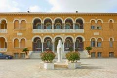 Archbishop`s Palace in Nicosia