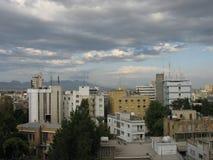 Nicosia View. A view of Nicosia, Cyprus Royalty Free Stock Photography