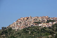 Nicotera, Calabrië, Italië Royalty-vrije Stock Afbeeldingen