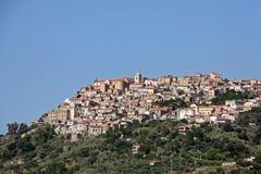 Nicotera, Kalabrien, Italien Lizenzfreie Stockbilder