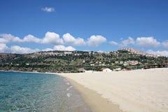 Nicotera, Kalabrien, Italien Lizenzfreies Stockfoto