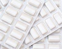 Nicotine Gum Royalty Free Stock Image
