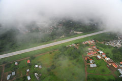 Nicoya Airport, Costa Rica Stock Images