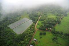 Nicoya lotniskowy teren, Costa Rica Zdjęcie Royalty Free