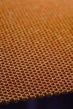 Nid d'abeilles d'Aramid Kevlar Photos libres de droits