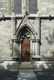 Nidaros Cathedral Trondheim Royalty Free Stock Images