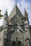 Nidaros Cathedral Trondheim Royalty Free Stock Photos