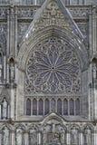 Nidaros Cathedral in Trondheim Stock Photos