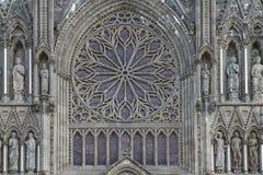 Nidaros Cathedral in Trondheim Stock Photography