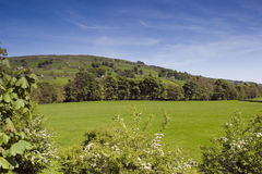 Nidderdale Valley. View across Nidderdale valley in the Yorkshire Dales England Stock Photo
