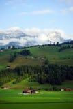 Nidwalden valley Royalty Free Stock Photos