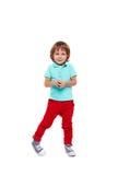 Nieśmiały małe dziecko Zdjęcie Royalty Free