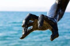 nieżywy Jordan błota morze zdjęcie stock