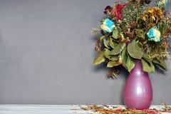 Nieżywy kwiatu przygotowania obrazy royalty free