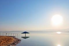 nieżywy morze Obraz Royalty Free
