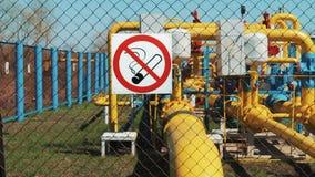 nieżywy palenie zabronione samochodowej karmy benzynowa stacja twój Puryfikacja i magazyn paliwo i gaz naturalny Przemysłowy prze zbiory