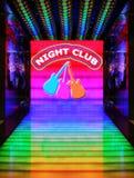 nie, club noc zdjęcia stock