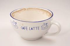 nie ma więcej kawy Fotografia Royalty Free