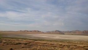 Nieżywy jezioro Fotografia Stock