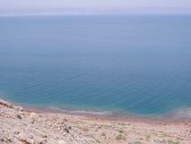 Nieżywy morze w Jordania Zdjęcie Stock