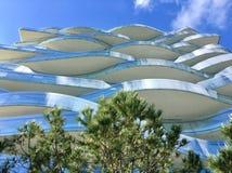 Nieb odbicia, Troia półwysep, Lisboa, Portugalia Zdjęcie Royalty Free
