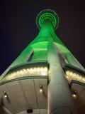 nieba auckland wieży Do nowego Zdjęcie Stock