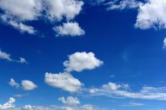 Nieba błękit Obrazy Stock