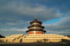 nieba beijing świątyni fotografia royalty free