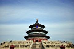nieba beijing świątyni Zdjęcia Royalty Free