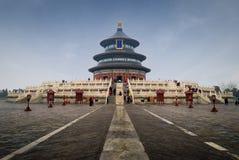 nieba beijing świątyni Obraz Royalty Free
