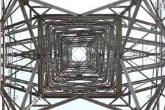 nieba błękitny elektryczny wierza Zdjęcie Royalty Free