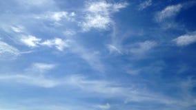 Nieba i chmury timelapse zdjęcie wideo