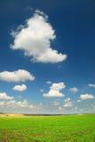 nieba piękny krajobrazowy lato Obraz Royalty Free