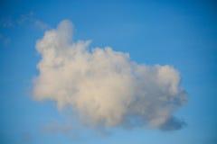 Nieba tło i pusty teren dla teksta, natury tła i uczucia dobrych w, zmierzchu lub ranku, tło dla prezentaci Zdjęcia Stock
