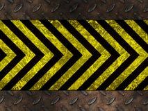 niebezpieczeństwa zagrożenia ostrzeżenie Obrazy Stock
