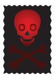 niebezpieczeństwo symbol royalty ilustracja