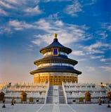 niebiańska świątynia Fotografia Royalty Free