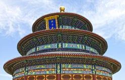 niebiańska świątynia Zdjęcie Stock