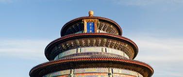 niebiańska świątynia obrazy royalty free