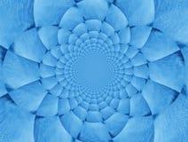 Niebiański kalejdoskopu tło obrazy stock