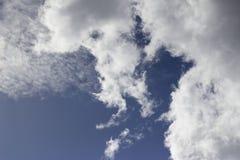 Niebiański obłoczny smok royalty ilustracja