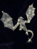 Niebiański smok ilustracji