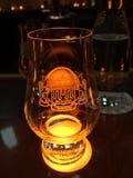 Niebiański wzgórza szkło Fotografia Royalty Free