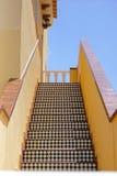 niebiańscy schodki Zdjęcia Royalty Free