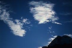 niebiańska góra Fotografia Royalty Free