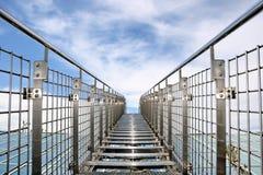 niebiański schody Fotografia Stock