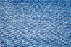 niebiescy dżinsy Obraz Royalty Free
