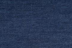 Niebiescy dżinsy Obrazy Royalty Free