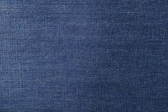 Niebiescy dżinsy Fotografia Royalty Free