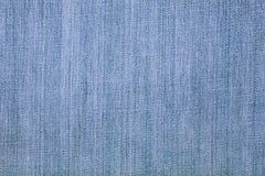 niebiescy dżinsy tekstura Zdjęcie Stock